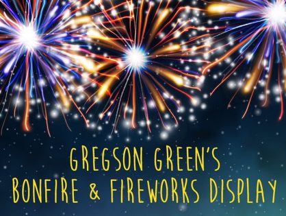 Fireworks & Bonfire Event - Saturday 2nd November