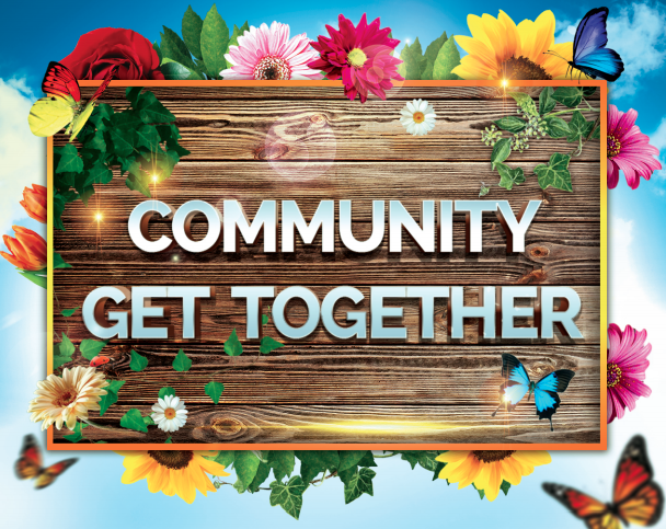 Community Get Together - 29th August 2021
